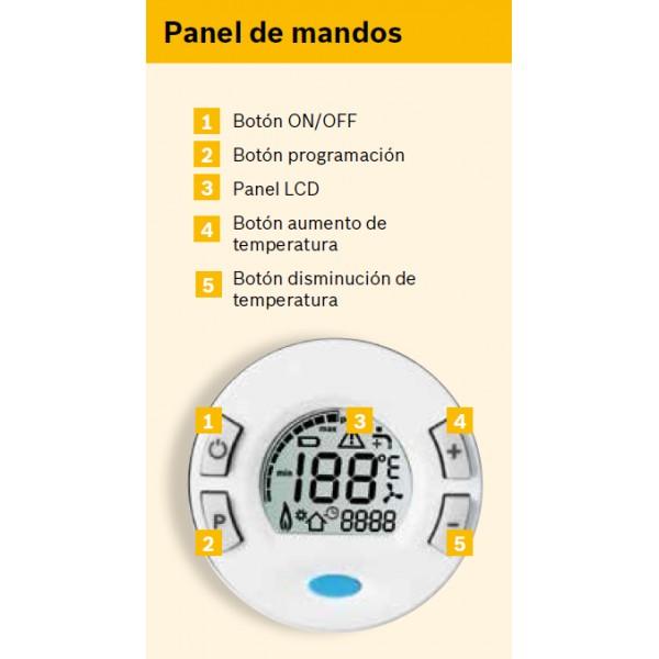 Calentador junkers - Precio de calentadores de gas butano ...